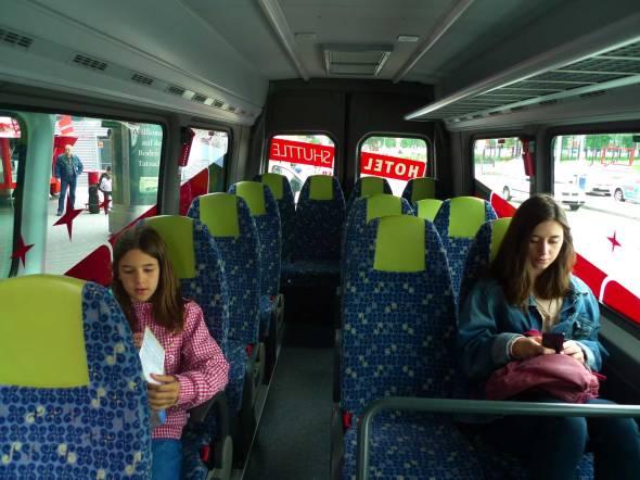 shutle-bus