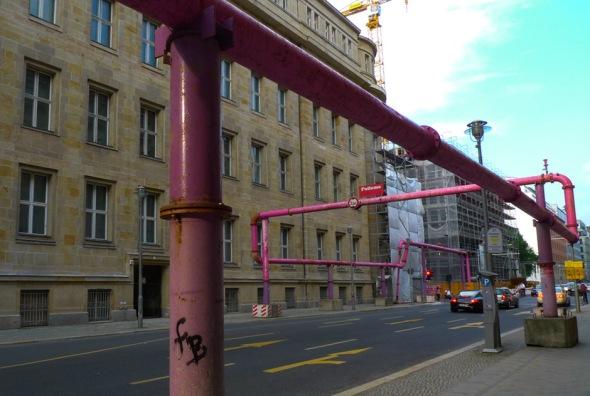 pink tube
