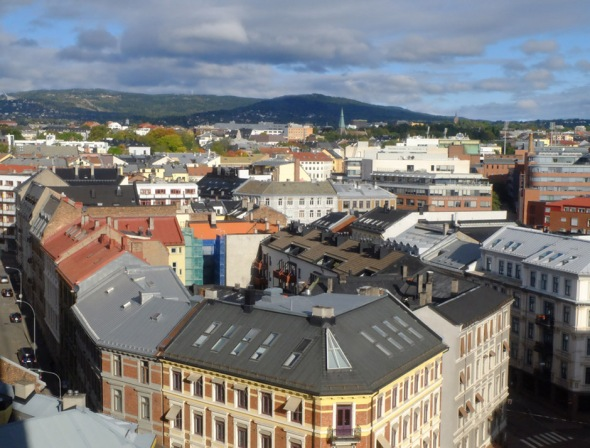 oslo roofs