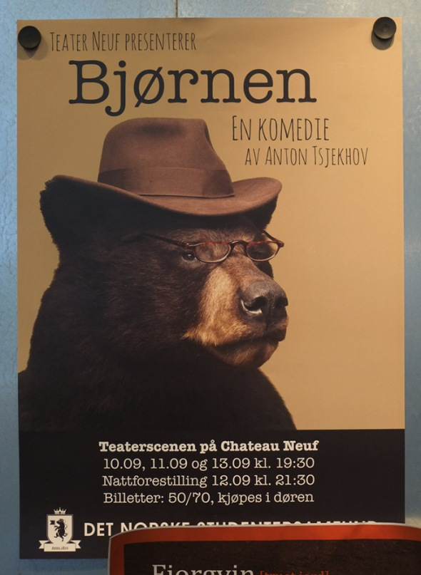 bjørn